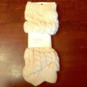 New with tags knit leg warmers target xhiliration
